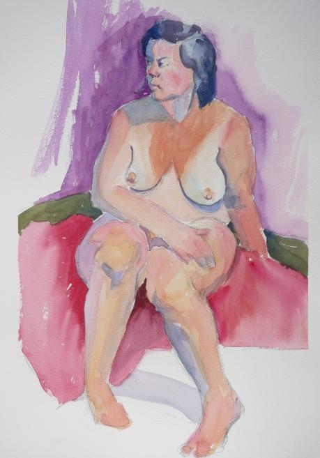 """10x17"""" Fabriano 140# watercolor paper"""