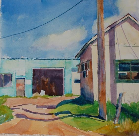 """8x8"""" Fabriano 140# Watercolor paper"""