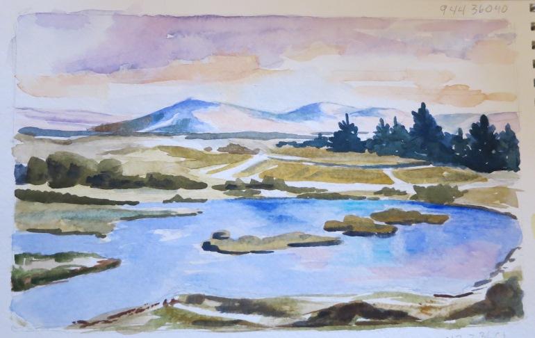 At Þingvellir National Park